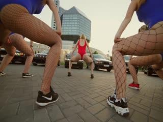 Dj khaled - wish wish ft. cardi b | twerk by zames girls | alex sweet sensi