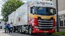 Simon Loos Scania in de hoofdrol bij RTL Transportwereld (deel 2)
