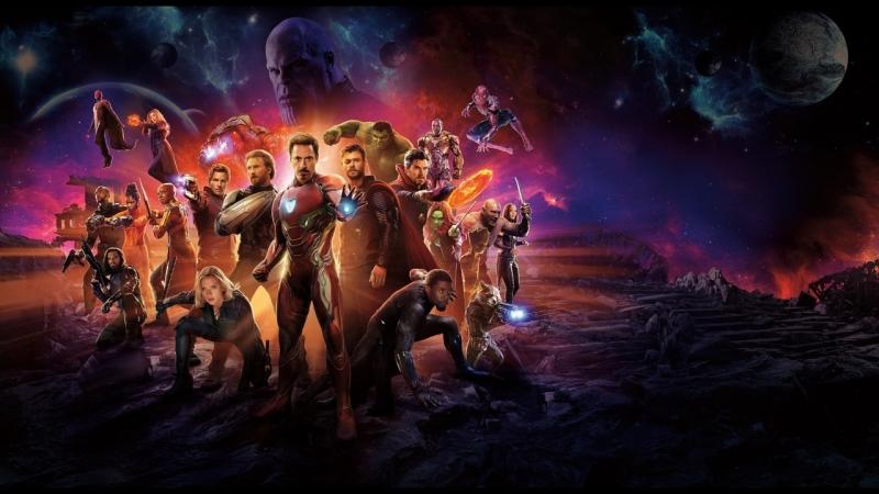 МстителиВойнаБесконечности(2018)