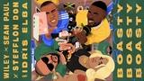 Wiley, Sean Paul, Stefflon Don (feat. Idris Elba) - Boasty (2019 Official Audio)