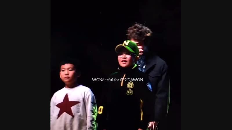 Dw with kid