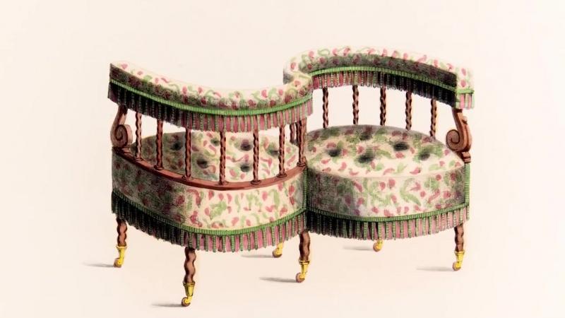 «Мебель для всех причуд тела». Эпоха историзма в России 1820-е – 1890-е гг