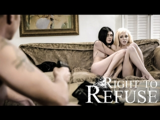 [PureTaboo] RIGHT TO REFUSE / Tiffany Watson, Adria Rae.(ArtPorn,Brunette, Teen, Older / Younger, Virginity, Reluctance, Officer
