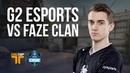 Best of G2 Esports vs FaZe Clan ESL One New York | DBLTAP Highlights