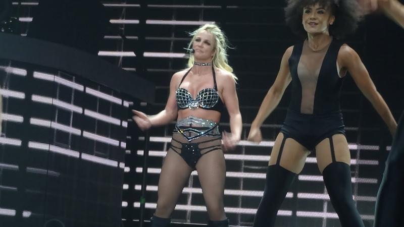 Britney Spears - Break The Ice (Live in Antwerp, Piece Of Me Tour - Sportpaleis) HD