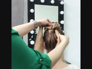 Вот если бы мне кто-то сделал такую причёску!
