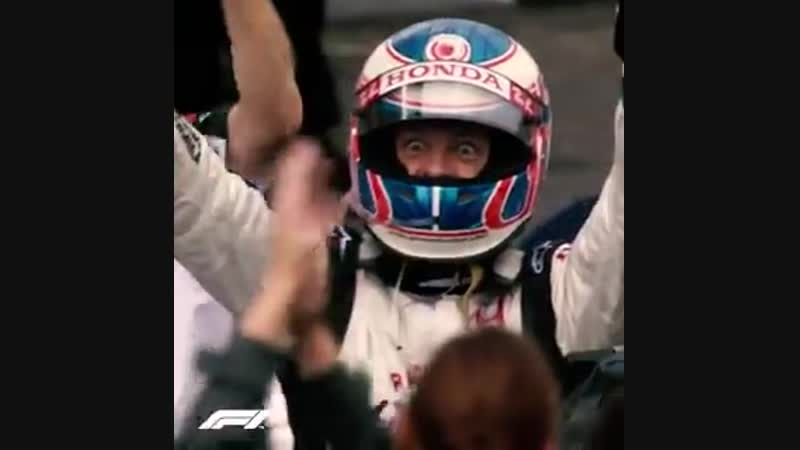 Hungary 2006 Button's Maiden win