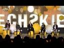 SECHSKIES - '세 단어 (THREE WORDS)' 0101 SBS Inkigayo