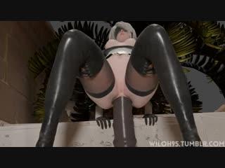 wiloh95-NieR-Automata-Porn-r34--4275359