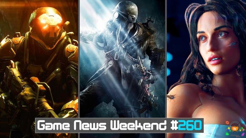 Игровые Новости Cyberpunk 2077 Generation Zero Metro Exodus Anthem Battlefield 5 DOOM Eternal