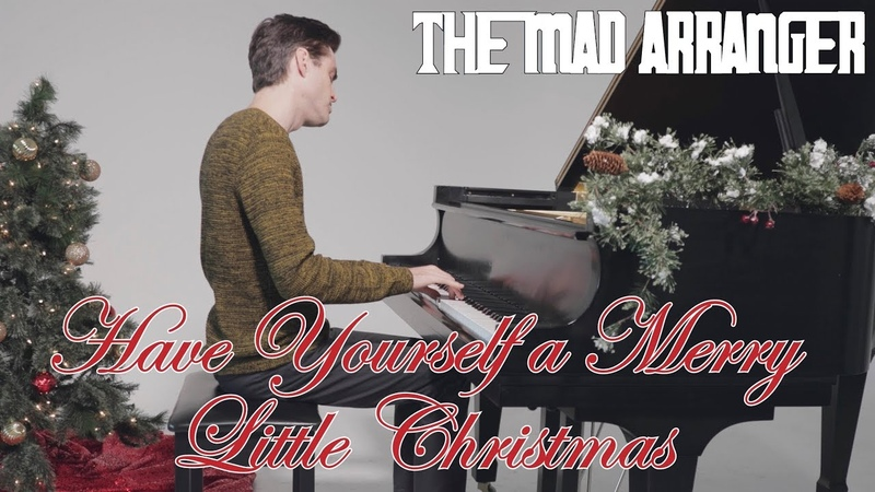 Jacob Koller - Have Yourself a Merry Little Christmas - Advanced Jazz Piano Cover