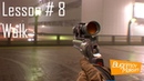 FPS Shooter Animations Lesson 8 Walk Анимации для шутера Урок 8 Ходьба