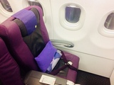 S7 Airlines Business Class Experience Moscow (DME) - Perm A320
