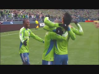 10-year anniversary of the Sounders joining MLS