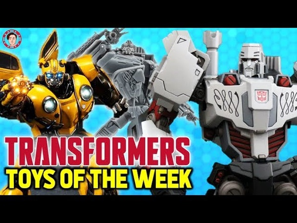 IDW Autobot Megatron Prime 1 Studio Bumblebee WWI Starscream TOYS OF THE WEEK Transformers