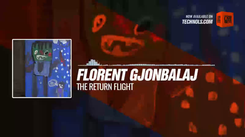 Florent Gjonbalaj - 2019 The Return Flight Periscope Techno music