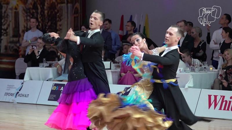 2018 PD ECH STD Saint Petersburg   The Final Reel   DanceSport Total
