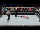 Natalya Vs Bret Hart Submission Match WWE 2K17 PC Modding