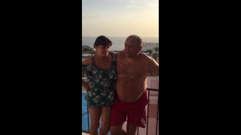 Видео отзыв от наших гостей из Воронежа, семья Кисленковых! На Тенерифе в апартаментах курорта Каллао Гарден. Генератор Азимут.