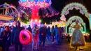 *WINTER WONDERLAND* at LONDON'S HYDE PARK ❄️ WALK TOUR incl. SANTA'S PARADE of LIGHT