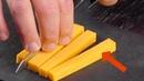 Режем сыр ломтиками и заворачиваем в фарш Самый простой и вкусный рецепт к ужину