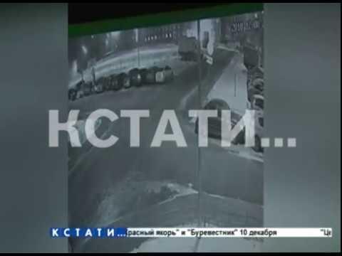 ▶ Из-за нарушения технологического цикла в микрорайоне Бурнаковский произошел взрыв