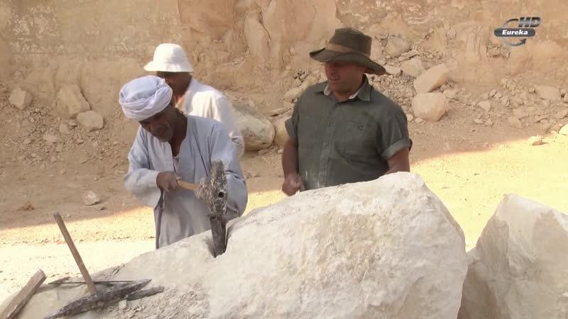 BBC Танны древних цивилизаций 1 серия Под Великой Пирамидой