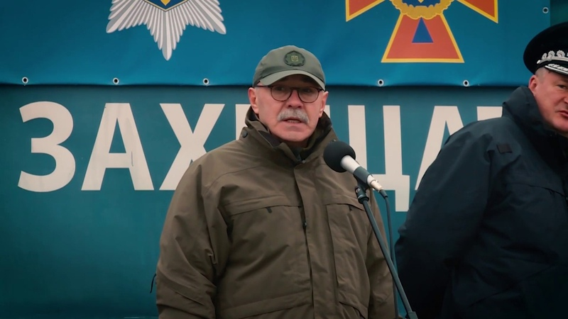 Гвардійці взяли участь у тактико-спеціальних навчаннях МВС