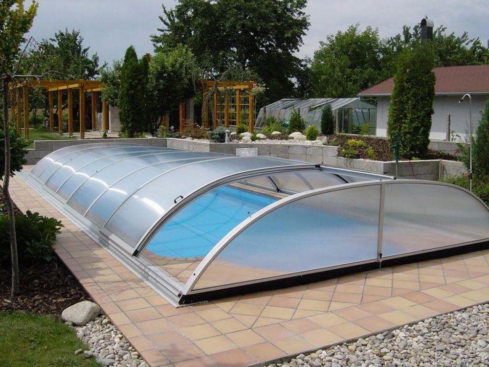 10 различных применений для поликарбонатных панелей