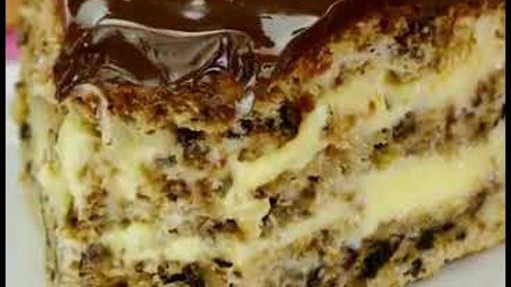 Только не откусите пальцы Рецепт самого вкусного орехового торта покорит вас навсегда Appetitno