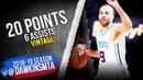 ViNTAGE Tony Parker Full Highlights 2019 01 06 Hornets vs Suns 20 Pts 6 Asts FreeDawkins