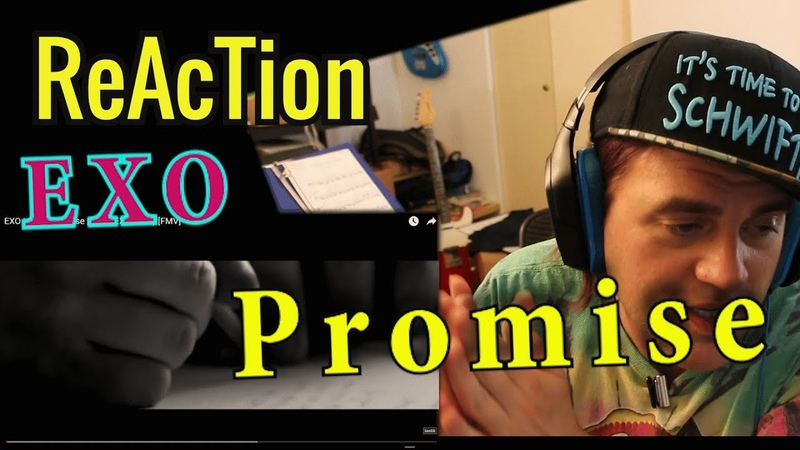 Guitarist Reacts EXO - Promise 엑소 약속 (EXO 2014) [FMV] Musicians Reaction