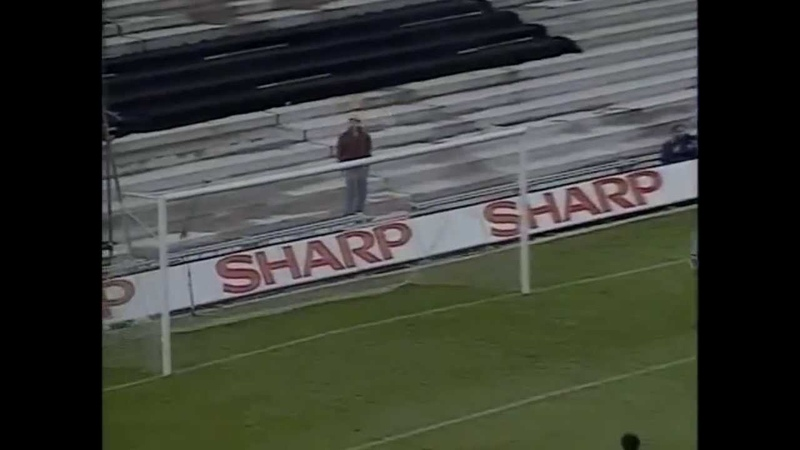 Manchester United Great Goals 3 Mark Hughes vs Liverpool 1992 1993