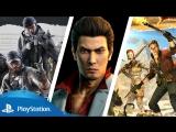 Новости этой недели на PlayStation   27 августа
