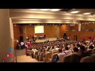 X Всероссийский фестиваль студенческого спорта награждение