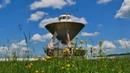 Затерянный мир. Горы Архыза и радиотелескоп РАТАН-600.