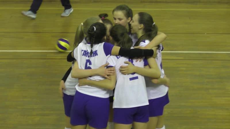 волейбол Динамо МЕТАР лучшие моменты - Чемпионат России