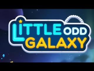 Поляковский Летсплей🐶 Little Odd Galaxy📱#2 (Бустеры)