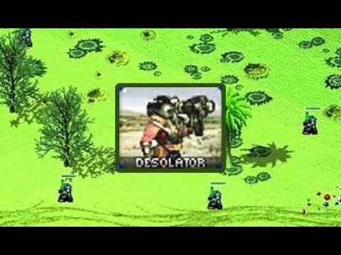 Red Alert 2: Yuri's Revenge - Testing Desolators