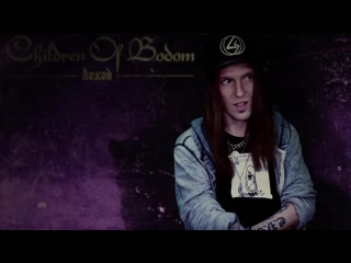 Alexi Laiho About Future Children of Bodom