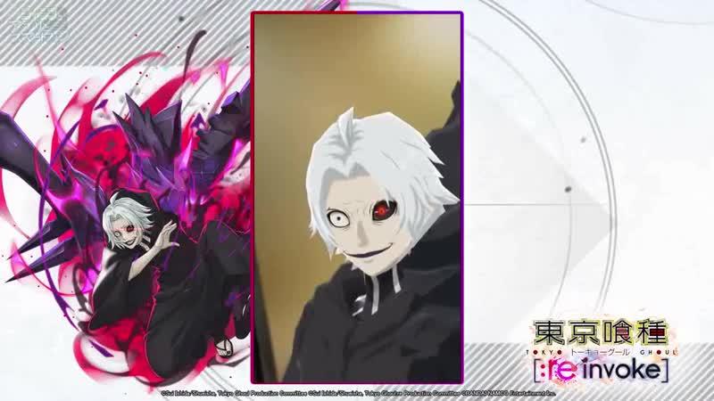 東京喰種 :re invoke [Seidou Takizawa Gameplay]