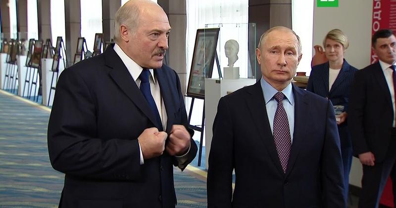«Хоть завтра можем объединиться» Лукашенко высказался об отношениях РФ и Белоруссии