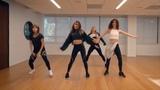 KDA POPSTARS dance practice mirror