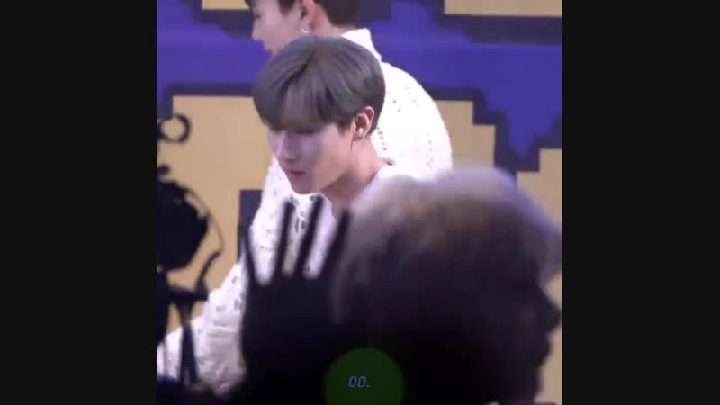 [VK][181025] MONSTA X fancam (I.M focus) @ IDOL RADIO