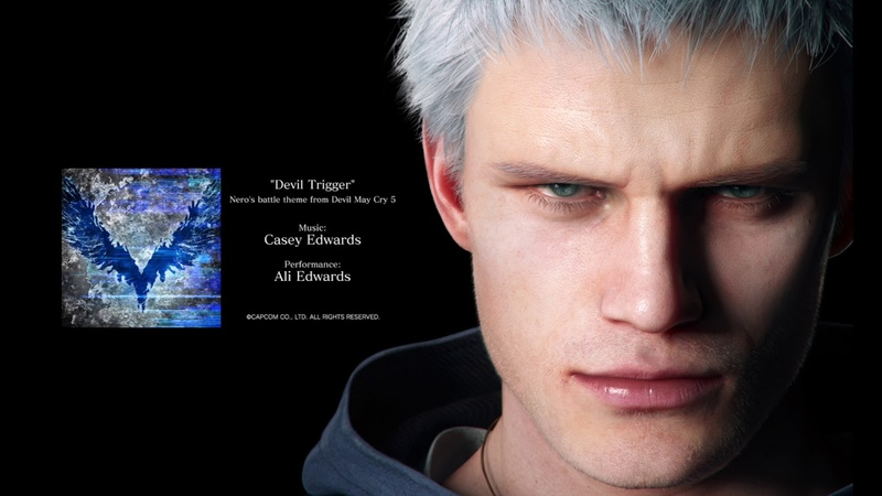 [Full SongOfficial Lyrics] Devil Trigger - Neros battle theme from Devil May Cry 5