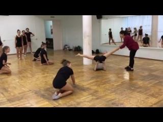 Танцевальная акробатика