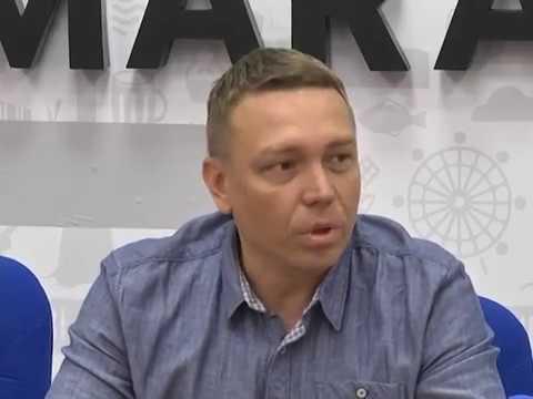 Сергей Ларионов о КВН-марафоне на Дне города