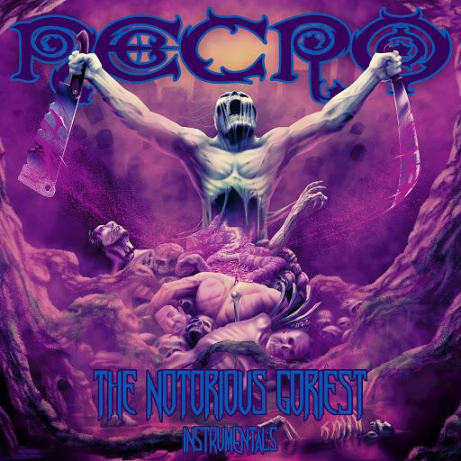 Necro альбом The Notorious Goriest (Instrumentals)
