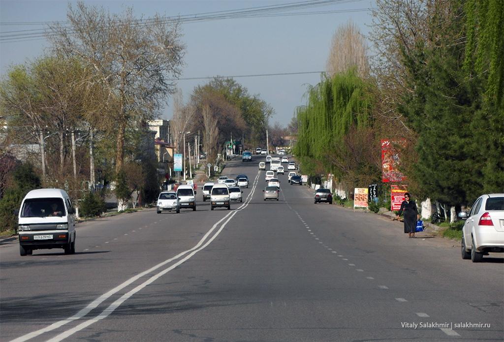 Дорога за ТКАД, Узбекистан, Ташкент 2019