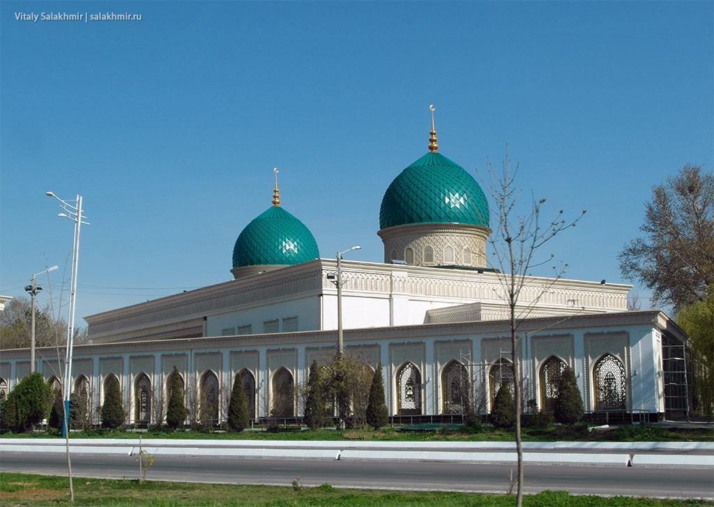 Мечеть Новза, Узбекистан, Ташкент 2019